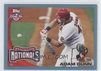 Adam Dunn /2010