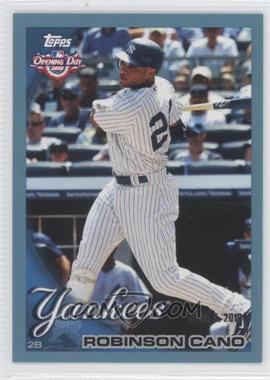 2010 Topps Opening Day Blue #136 - Robinson Cano /2010