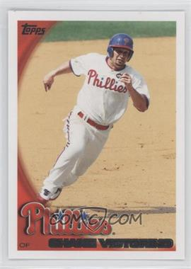 2010 Topps Philadelphia Phillies #PHI4 - Shane Victorino
