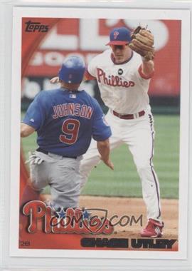 2010 Topps Philadelphia Phillies #PHI8 - Chase Utley