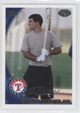 2010 Topps Pro Debut - [Base] #304 - Brett Nicholas