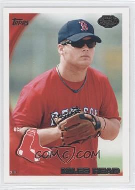 2010 Topps Pro Debut - [Base] #62 - Miles Head