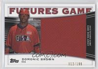 Domonic Brown /199