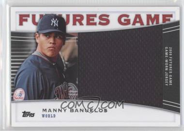 2010 Topps Pro Debut Futures Game Relics #FGR-MBA - Manny Barreda /139