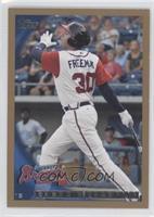 Freddie Freeman /50