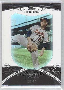 2010 Topps Sterling [???] #136 - Warren Spahn