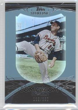 2010 Topps Sterling [???] #136 - Warren Spahn