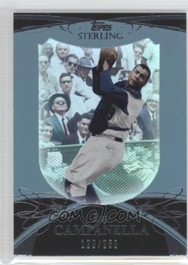 2010 Topps Sterling [???] #39 - Roy Campanella /250