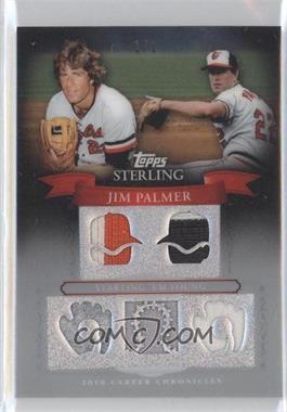 2010 Topps Sterling [???] #5CCR-39 - Jim Palmer /1