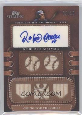 2010 Topps Sterling [???] #5LLAR-3 - Roberto Alomar /10