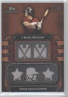 Craig Biggio /25
