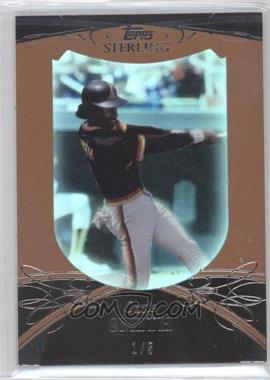 2010 Topps Sterling Gold #53 - Ozzie Smith /5
