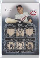 Harmon Killebrew /25