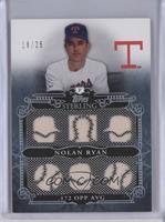 Nolan Ryan /25
