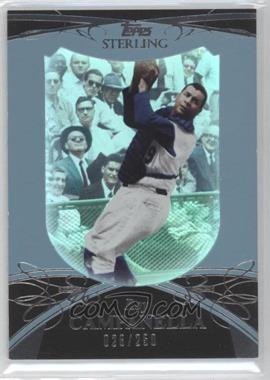 2010 Topps Sterling #39 - Roy Campanella /250
