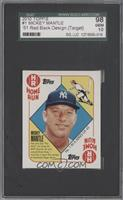 Mickey Mantle [SGC 10]
