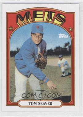 2010 Topps The Cards Your Mom Threw Out #CMT21 - Tom Seaver