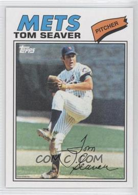 2010 Topps The Cards Your Mom Threw Out #CMT84 - Tom Seaver