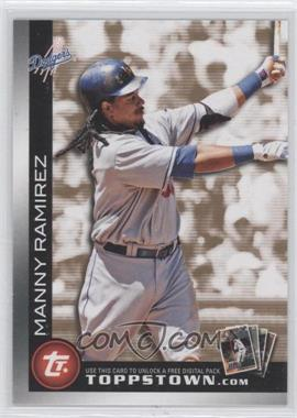 2010 Topps Ticket to Toppstown First Class Ticket #FCTTT25 - Manny Ramirez