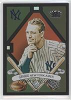 Topps 205 - Lou Gehrig /99