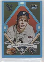 Topps 205 - Mickey Mantle /399