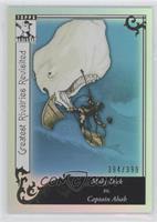 Moby Dick vs. Captain Ahab /399