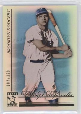 2010 Topps Tribute [???] #6 - Roy Campanella /399