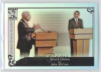 John McDonald, barrack obama