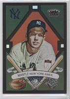 Topps 205 - Mickey Mantle /99