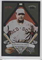 Topps 205 - Babe Ruth /99