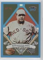 Topps 205 - Babe Ruth /399