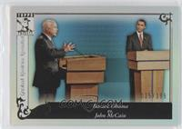 Barack Obama vs. John McCain /399