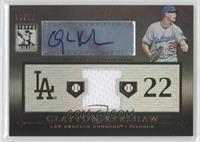 Clayton Kershaw /50