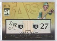 Jim Hunter, Catfish Hunter /25