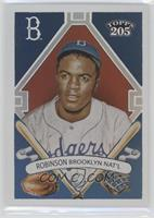 Topps 205 - Jackie Robinson