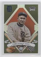 Topps 205 - Ty Cobb