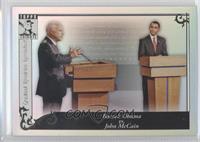 barrack obama, John McCain