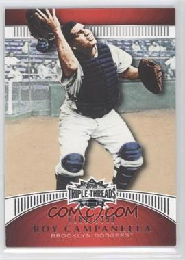 2010 Topps Triple Threads - [Base] #57 - Roy Campanella /1350