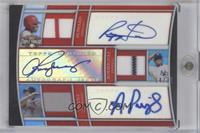 Ryan Howard, Alex Rodriguez, Albert Pujols /36