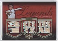 Eddie Mathews /36