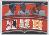 David Wright, Gary Carter, Jason Bay /36
