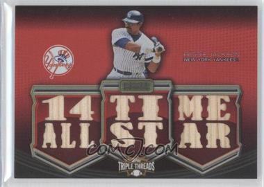 2010 Topps Triple Threads Relics #TTR-137 - Reggie Jackson /36