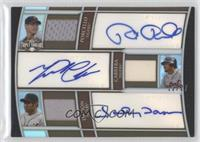 Rick Porcello, Miguel Cabrera, Johnny Damon #12/27