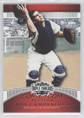 2010 Topps Triple Threads #57 - Roy Campanella /1350