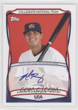 2010 Topps USA Baseball Team - Autographs #A-36 - Nick Ramirez