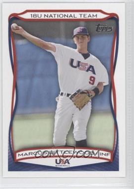2010 Topps USA Baseball Team - [Base] #USA-6 - Marcus Littlewood