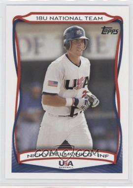 2010 Topps USA Baseball Team #USA-3 - Nick Derba