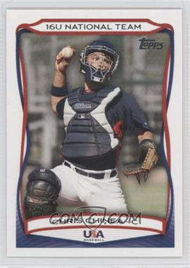 2010 Topps USA Baseball Team #USA-51 - Chris Chinea