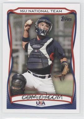 2010 Topps USA Baseball Team #USA-51 - Chris Chinea