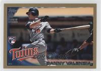 Danny Valencia /2010